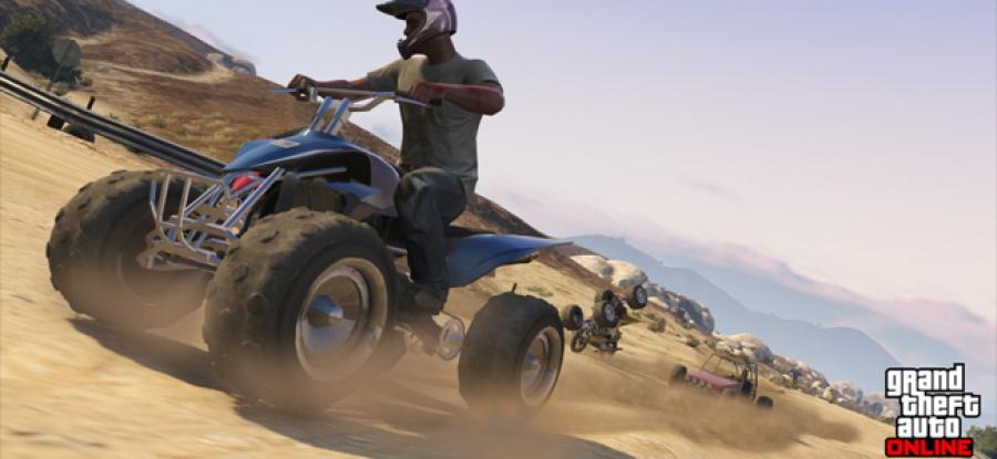 Grand Theft Auto Online 2