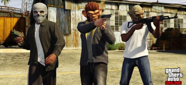 Grand Theft Auto Online 4