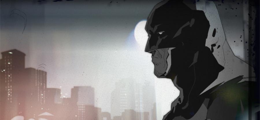 Batman: Arkham Origins Blackgate 1