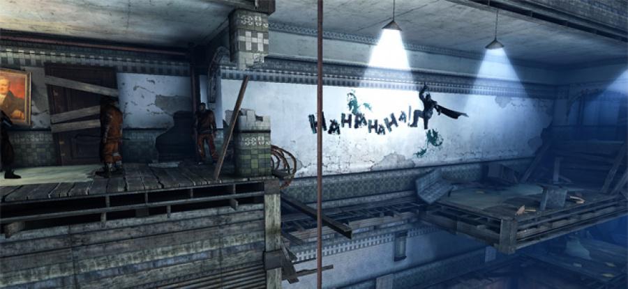 Batman: Arkham Origins Blackgate 2