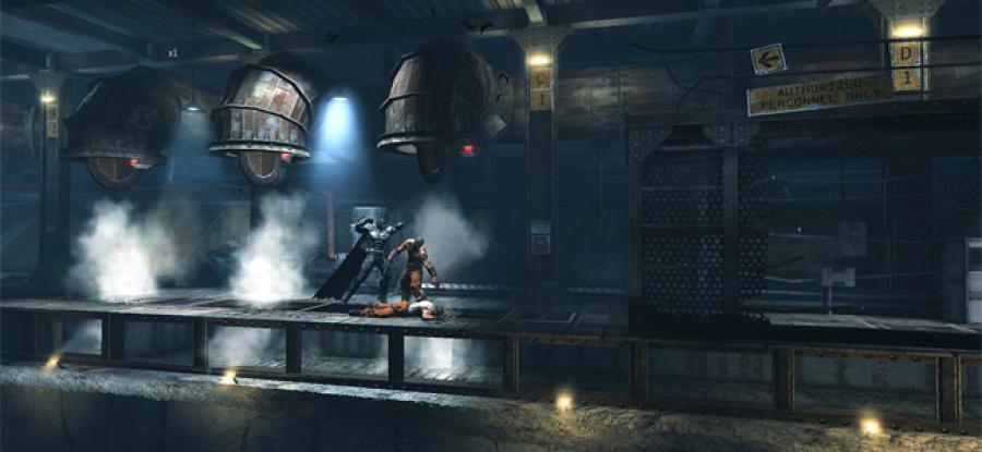 Batman: Arkham Origins Blackgate 3