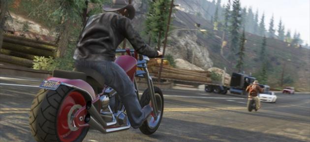 Grand Theft Auto Online 3