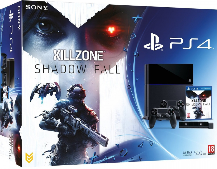 PlayStation 4 Mega Bundle
