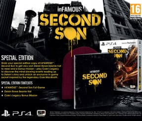 inFAMOUS: Second Son EU Limited Edition