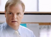 Watch Kevin Butler Staple His Tie in This Wendy's Commercial