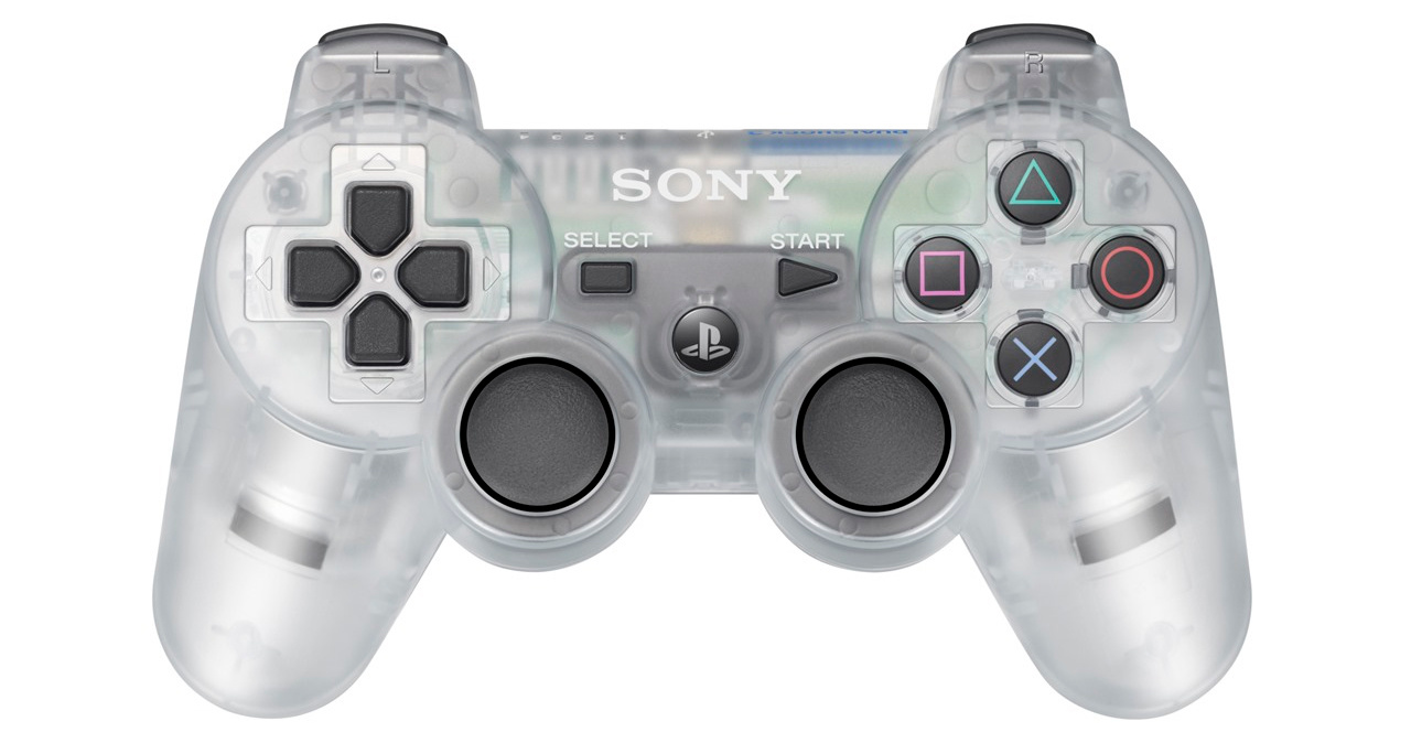 Clear Makes A Comeback With This Throwback Dualshock 3