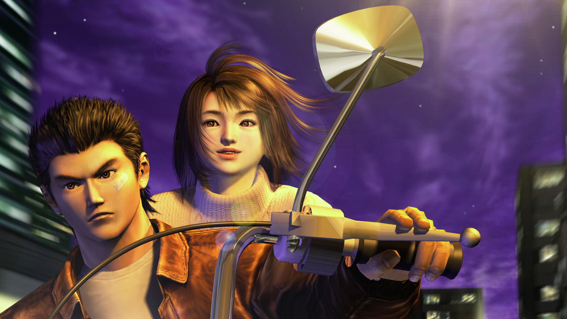 Oh Boy, Sony Hears Your Pleas for Shenmue on PlayStation - Push Square
