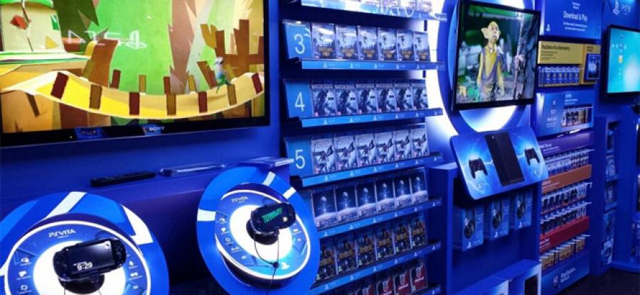 PlayStation 4 Display 1