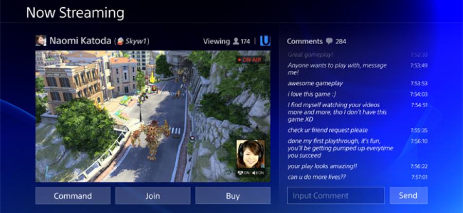 PS4 UI 3