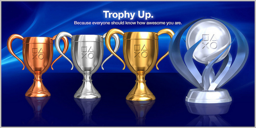 PlayStation 4 Trophies