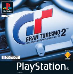 Gran Turismo 2 Box