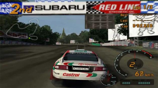Gran Turismo 3 Screen