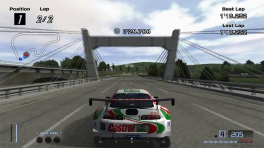 Gran Turismo 4 Screen