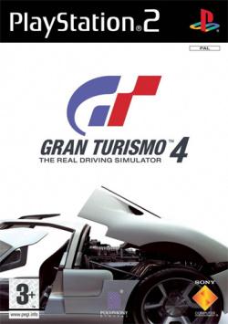 Gran Turismo 4 Box