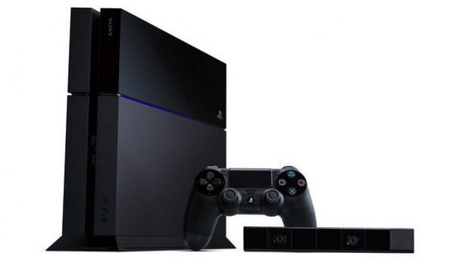 Sony Ps4 Revealed November