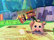 Tearaway's Price Chopped in Two at GameStop in North America