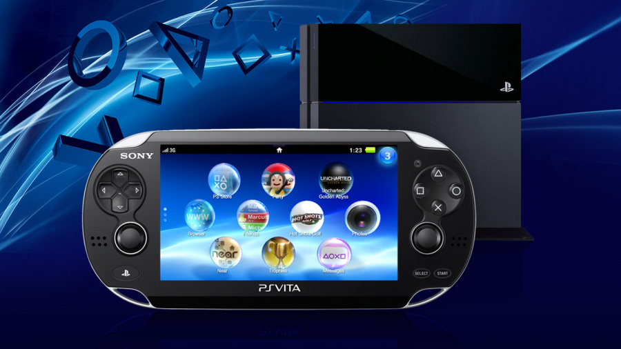 Playstation 4- and Vita