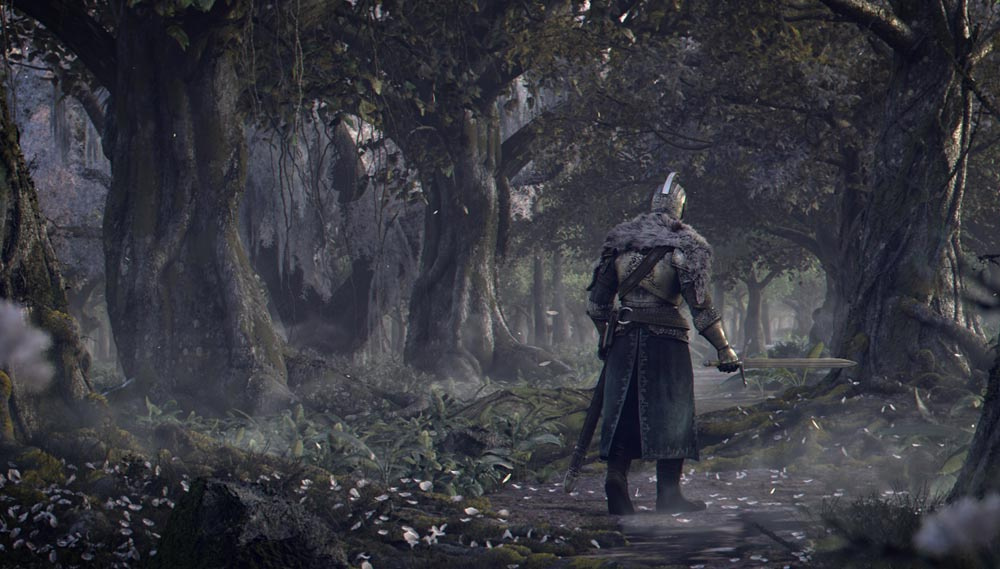 Dark Souls 2 Beta Prepare To Preview: Lose Your Humanity With This New Dark Souls 2 Trailer
