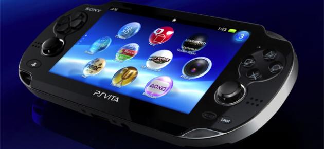 PS Vita 3