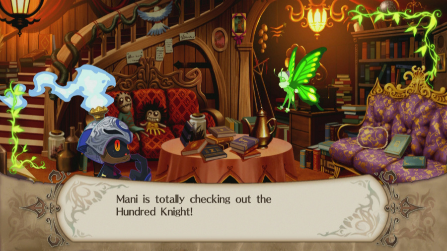 Witch and the Hundred Knight 21