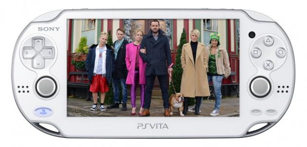 PS Vita Eastenders