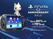 At Least Sony Didn't Forget the PlayStation Vita's Birthday