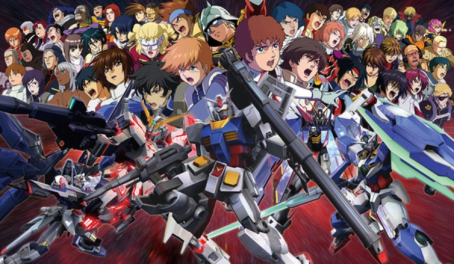 Gundam Full Boost