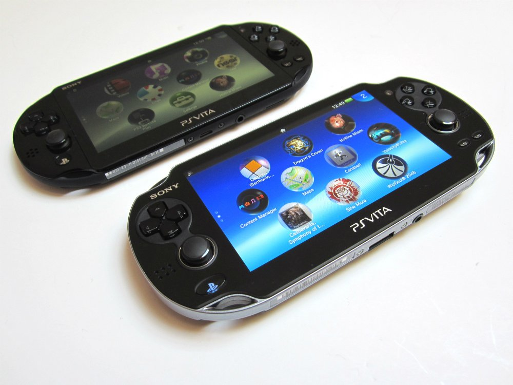 Hardware Review Ps Vita Slim Screen If You Wanna Go Faster Push Square