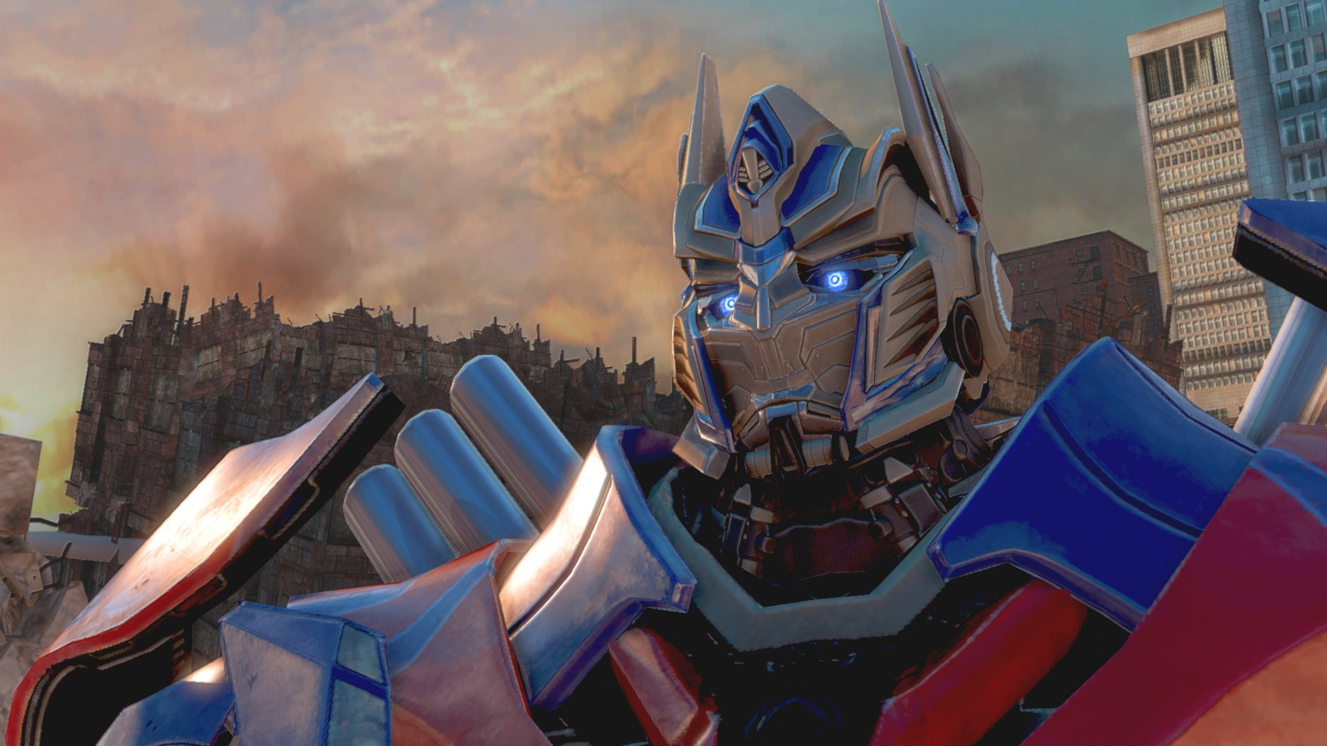Activision replenish energon with transformers rise of the dark spark