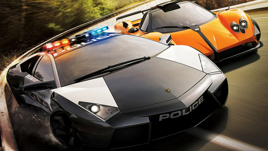 Need for Speed Hot Pursuit 2010 HD