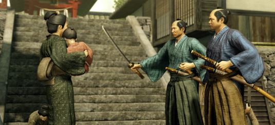 Yakuza Ishin 5