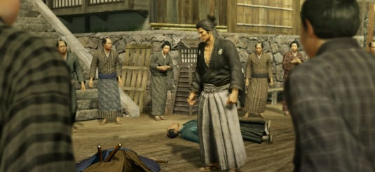 Yakuza Ishin 17