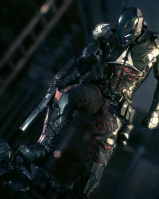 Arkham Knight 3
