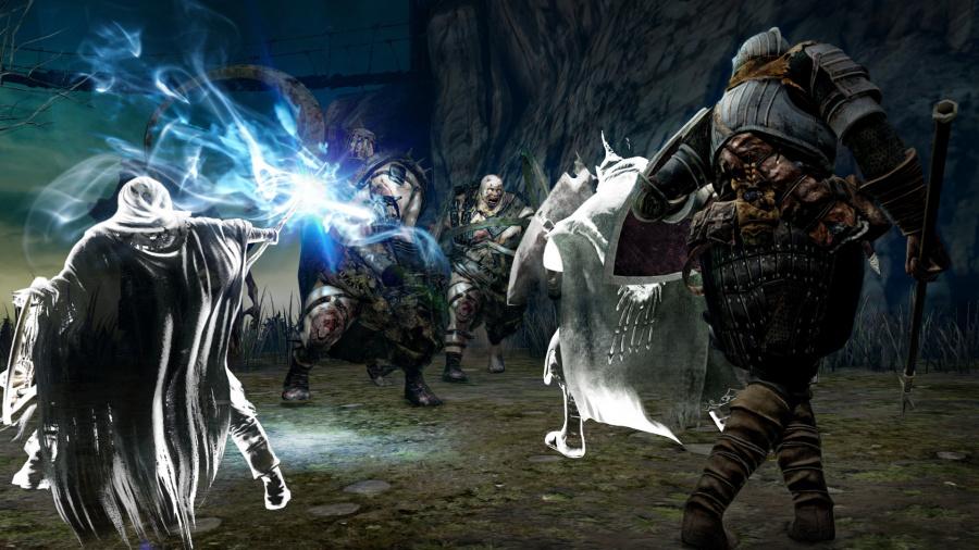 Dark Souls 2- Phantoms