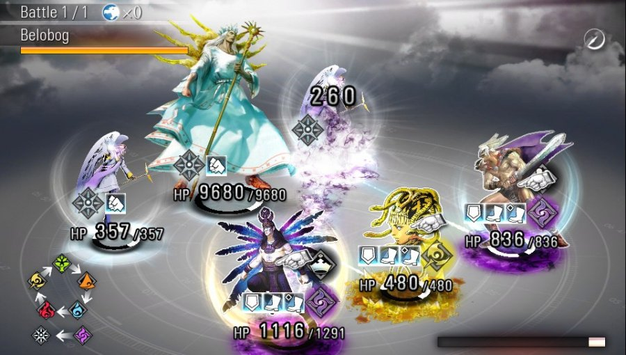 Destiny of Spirits Vita Trophy Guide