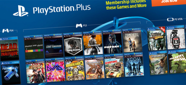PlayStation Plus 1