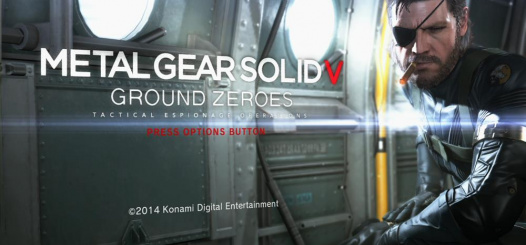 Metal Gear Solid 5 Ground Zeroes 6