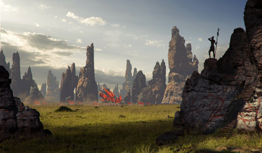Dragon Age Inquisition Concept