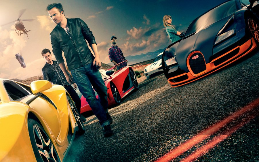 Need for Speed Movie