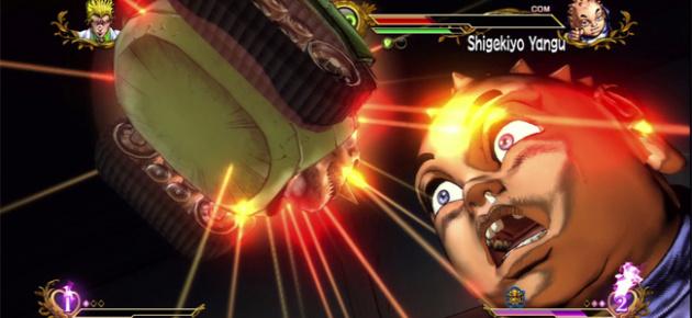 JoJo's Bizarre Adventure: All Star Battle Preview PS3 2