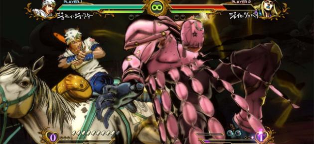 JoJo's Bizarre Adventure: All Star Battle Preview PS3 4