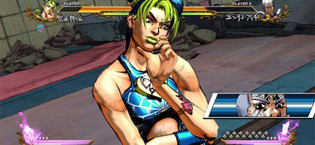 JoJo's Bizarre Adventure: All Star Battle Preview PS3 5