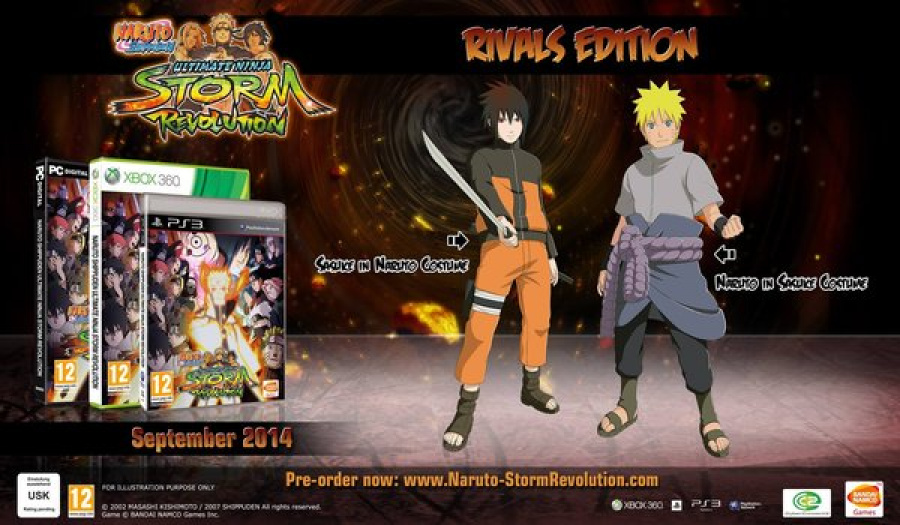 Naruto Rivals Edition