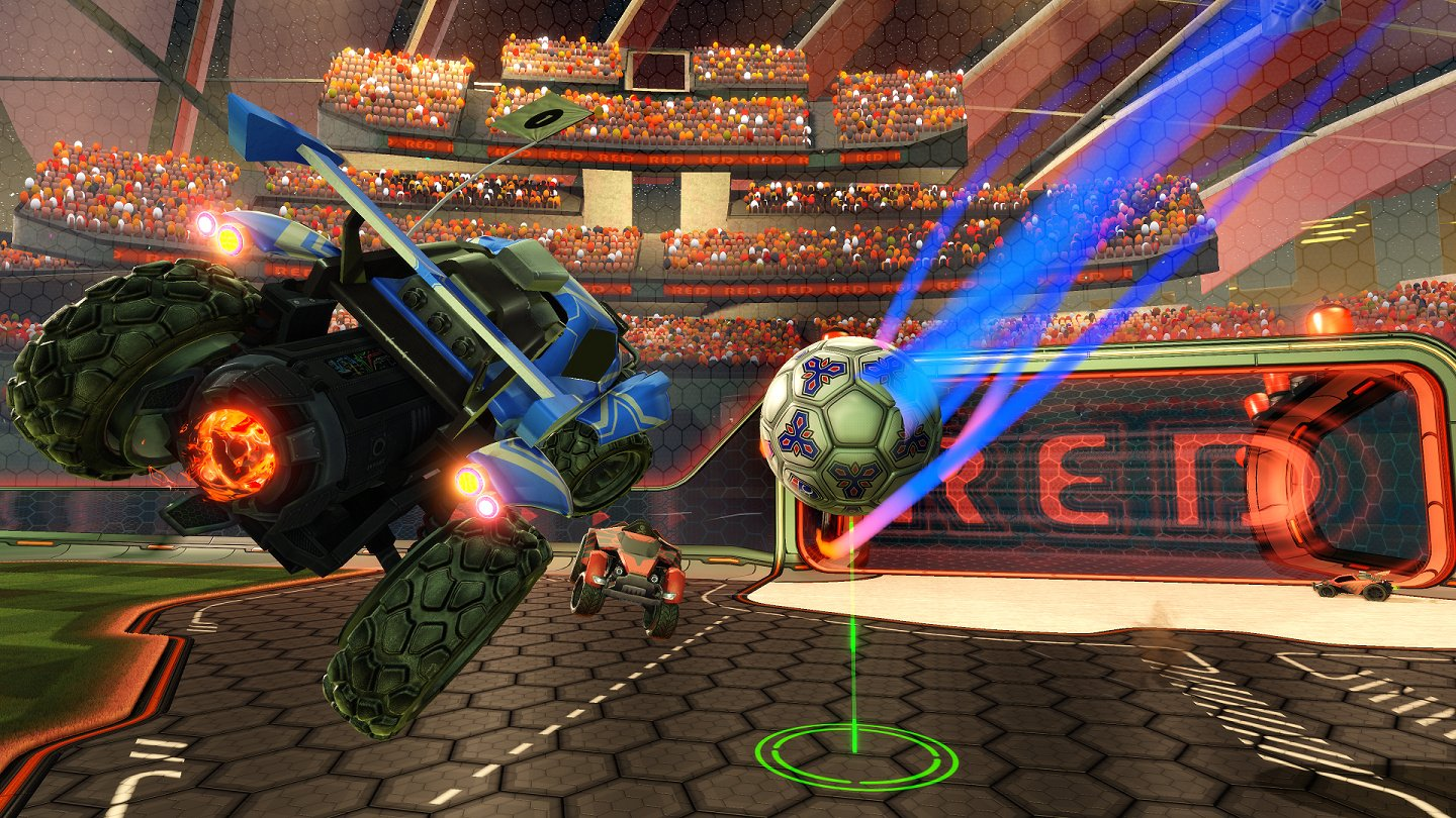 how to fly rocket league