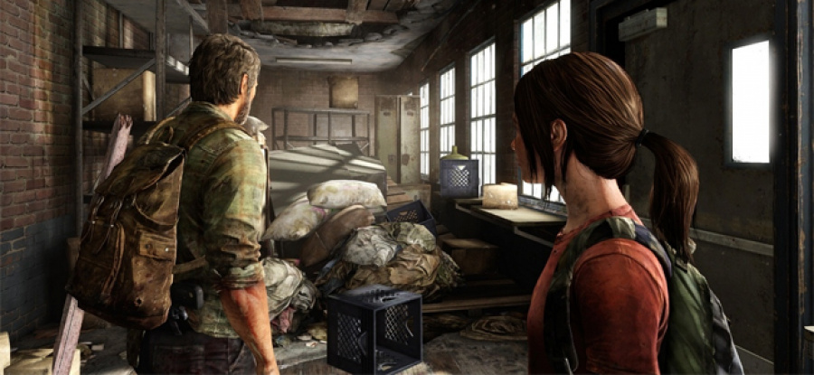 The Last of Us Remastered PS4 2