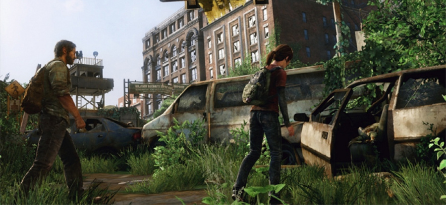 The Last of Us Remastered PS4 3