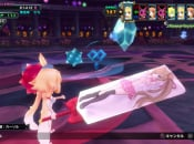 Mugen Souls Z's DLC Lets You Beat Enemies with a Body Pillow