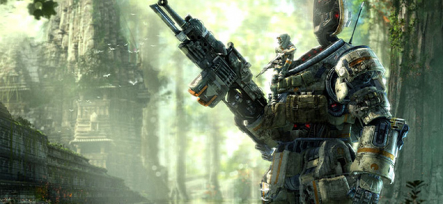 Titanfall PS4 2