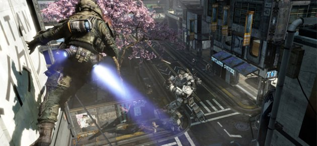 Titanfall PlayStation 4 2