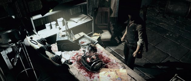 The Evil Within PS4 Preview